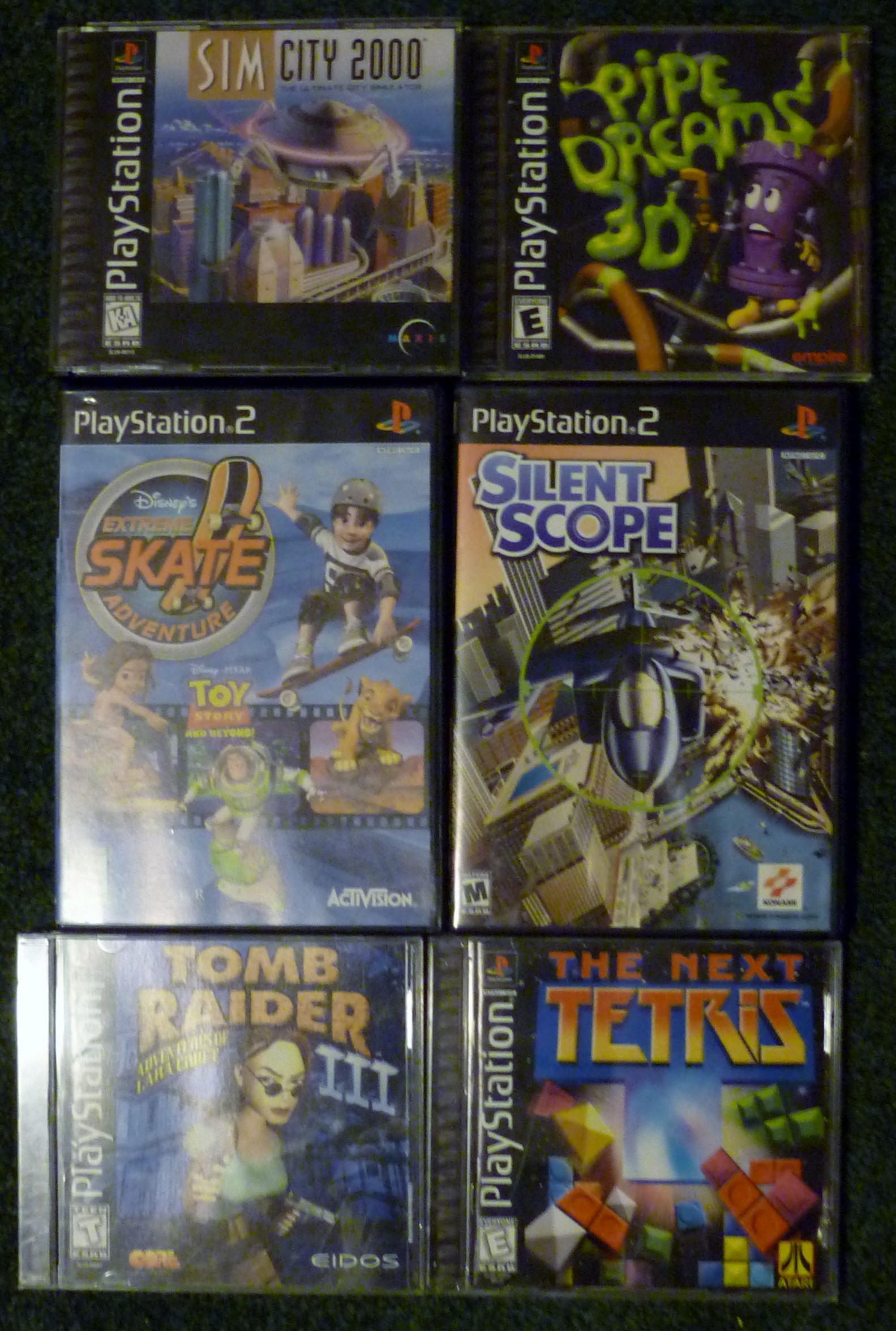 New Games (2-24-13)