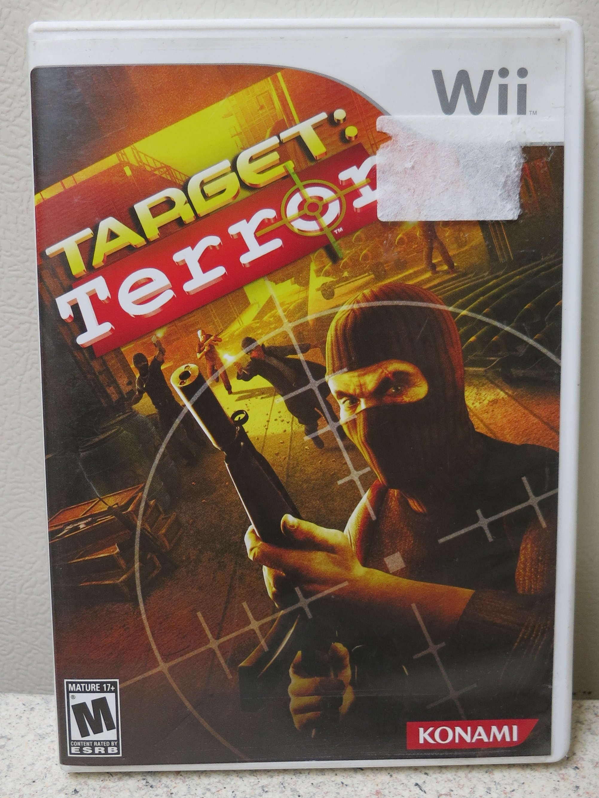 Target Terror Cover