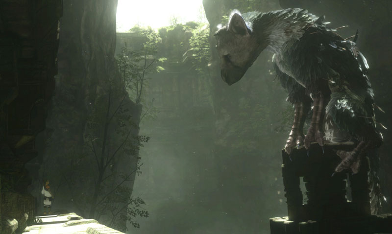 The Last Guardian Art 1