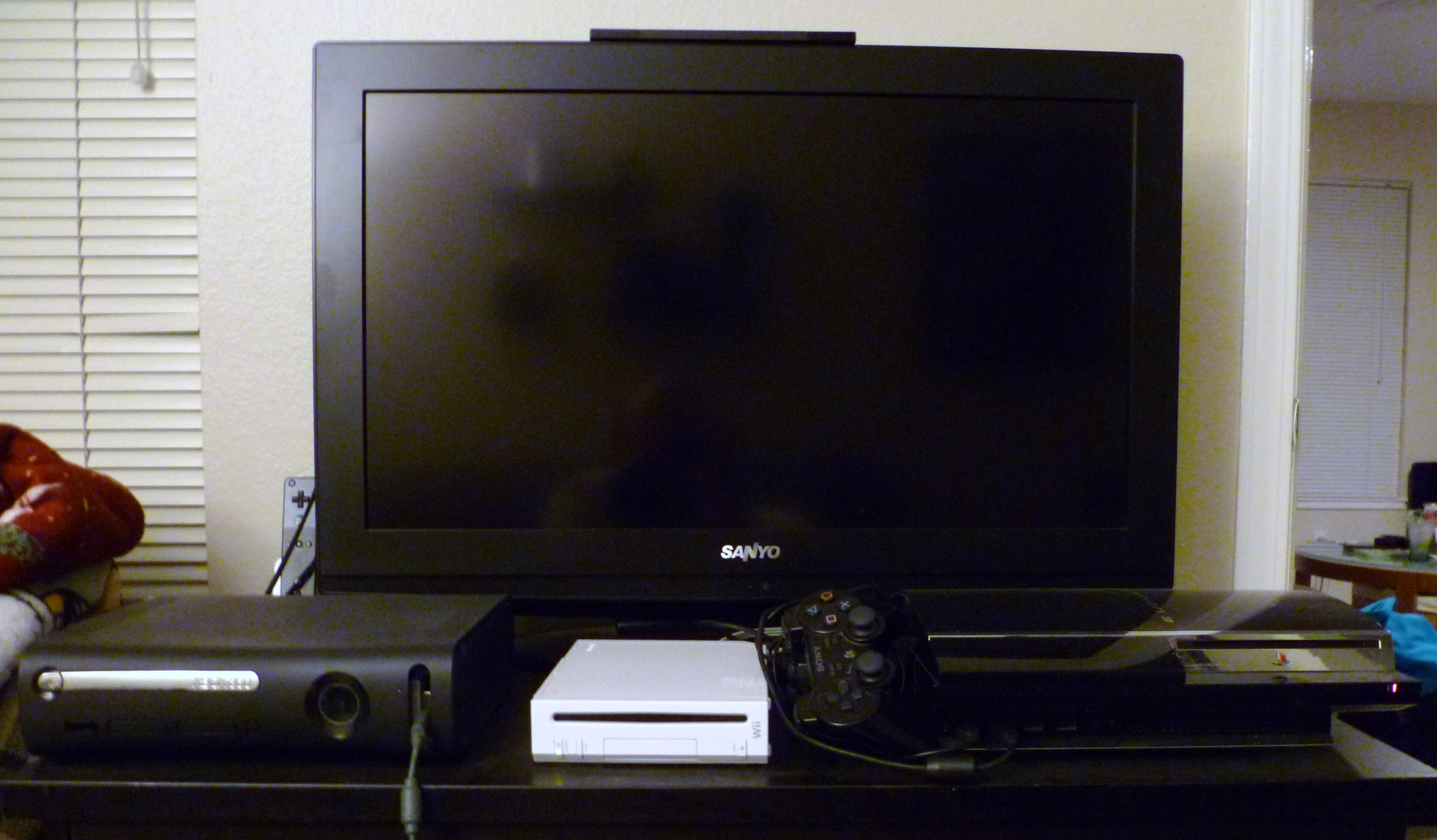 Xbox 360 Wii PS3