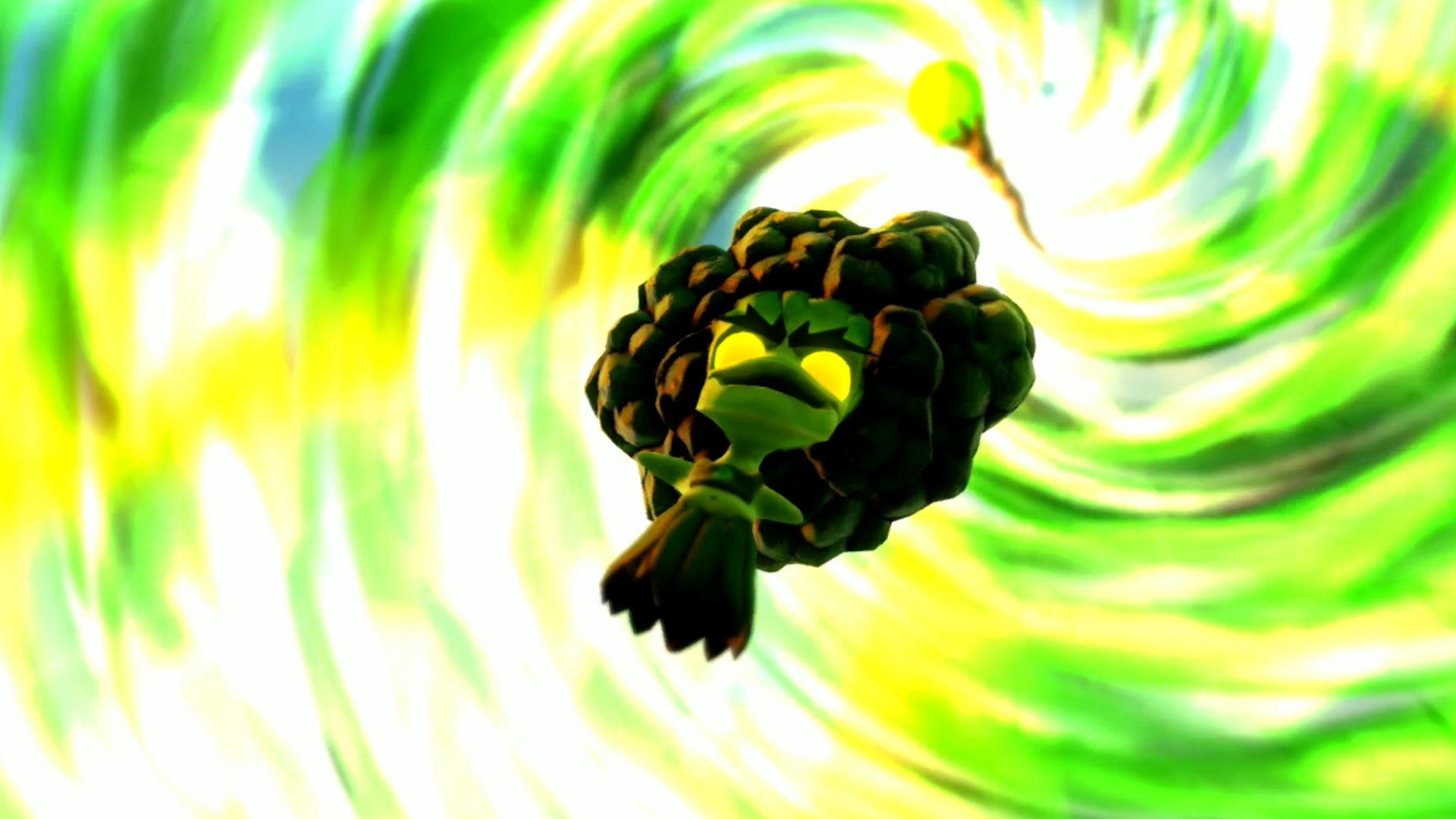Skylanders Trap Team Broccoli Guy