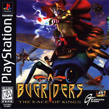 Bug Riders Cover