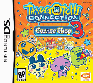 Tamagotchi Connection Corner Shop 3 Cover