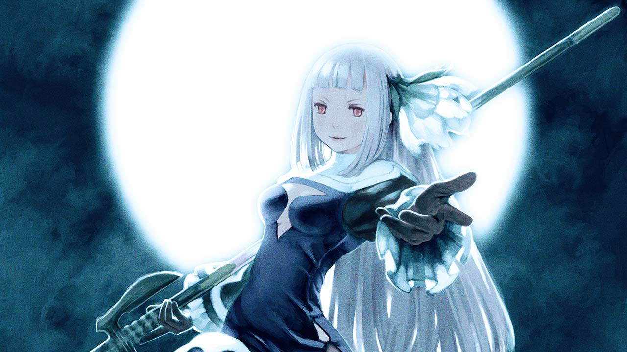 Bravely Second Art