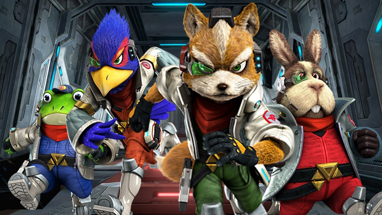 Star Fox Zero Art 1