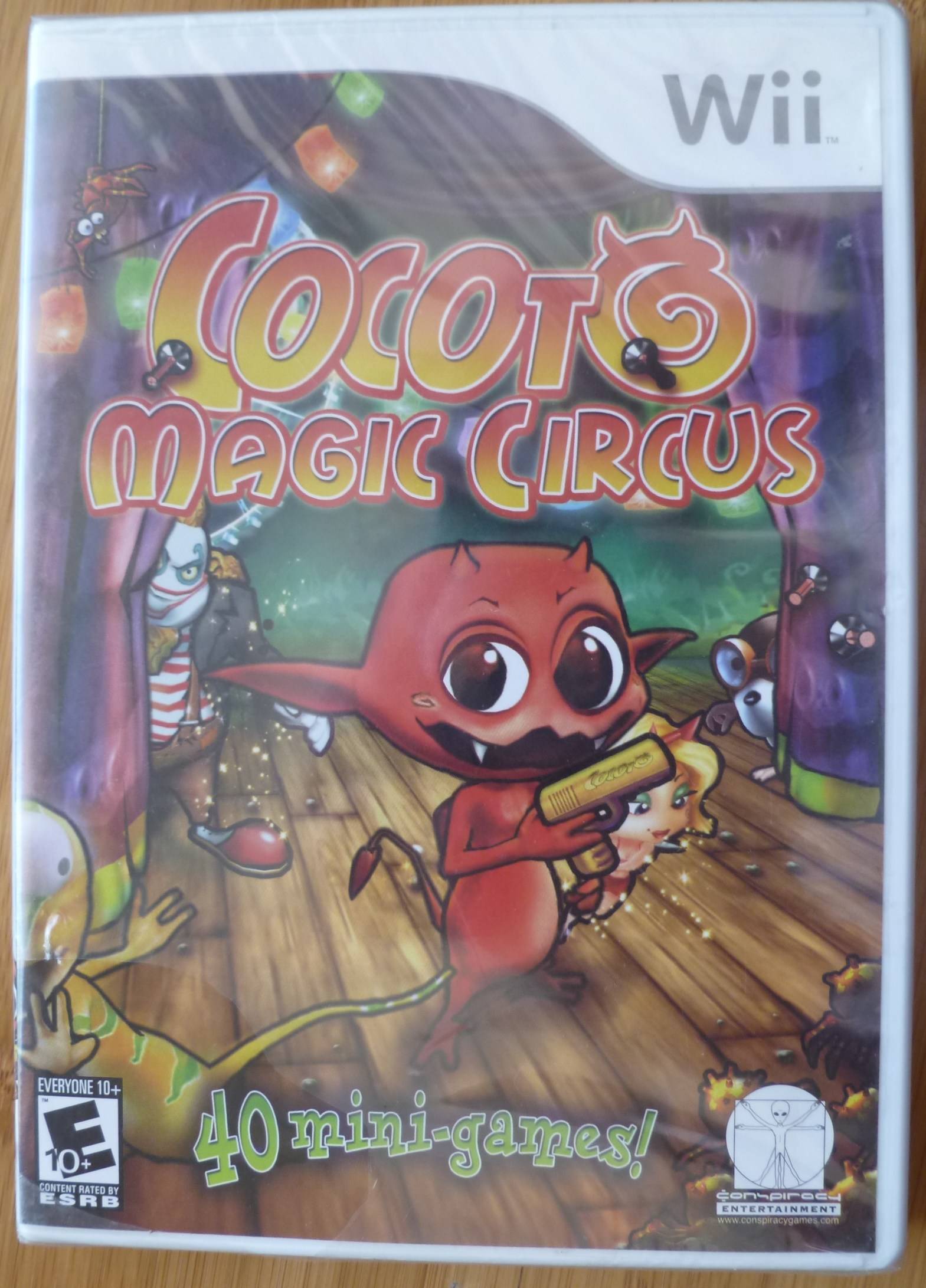 Cocoto Magic Circus Cover