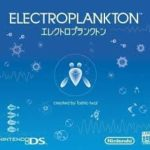 Electroplankton (Japanese) Cover