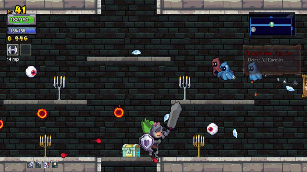 Rogue Legacy Gameplay 1