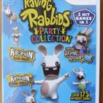 Raving Rabbids Party Collection Cover