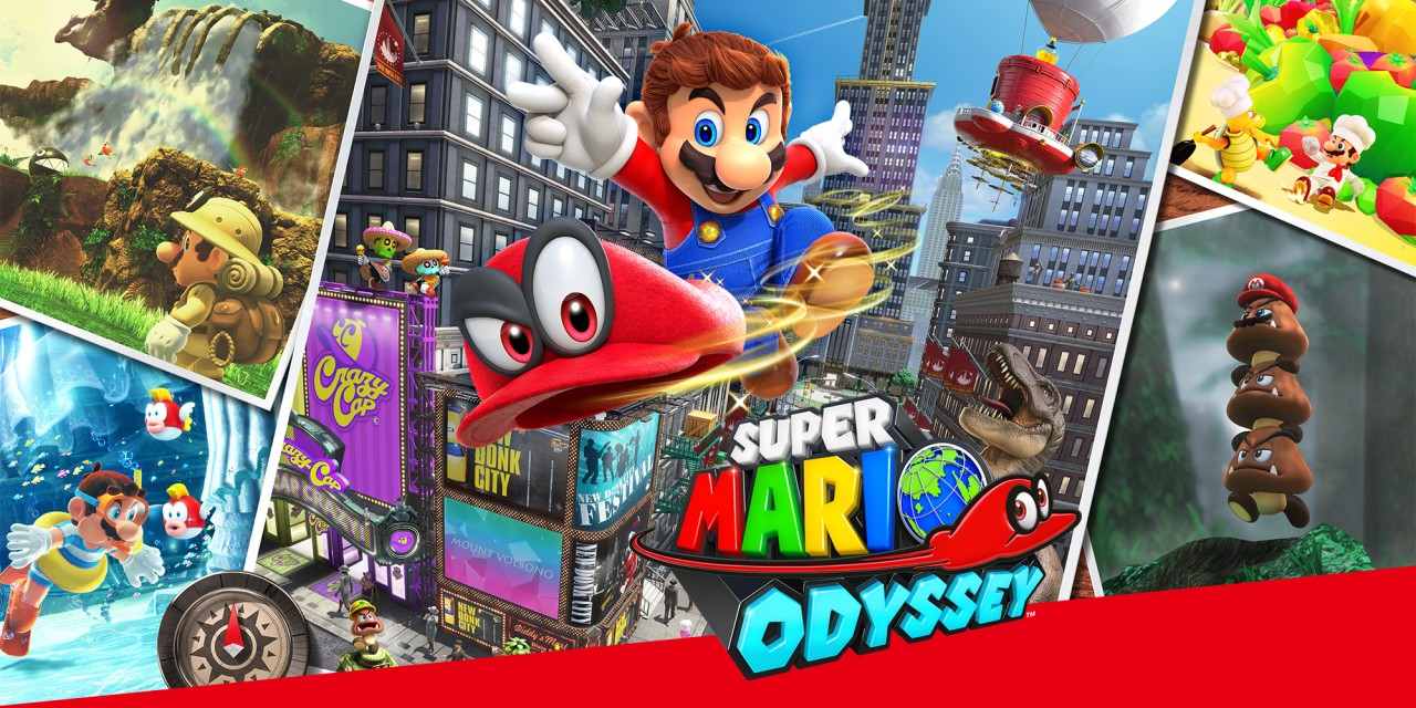 Top Games of 2017: Super Mario Odyssey