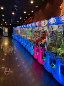 Crane Games New York New York Resort 2019 Las Vegas, NV
