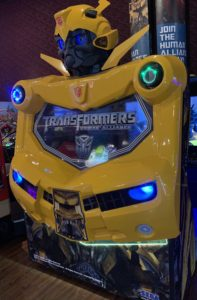 Transformers: Human Alliance New York New York Resort 2019 Las Vegas, NV