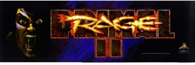 A World of Games: Primal Rage II