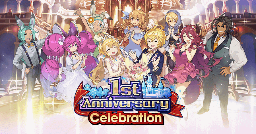 One Year of Dragalia Lost