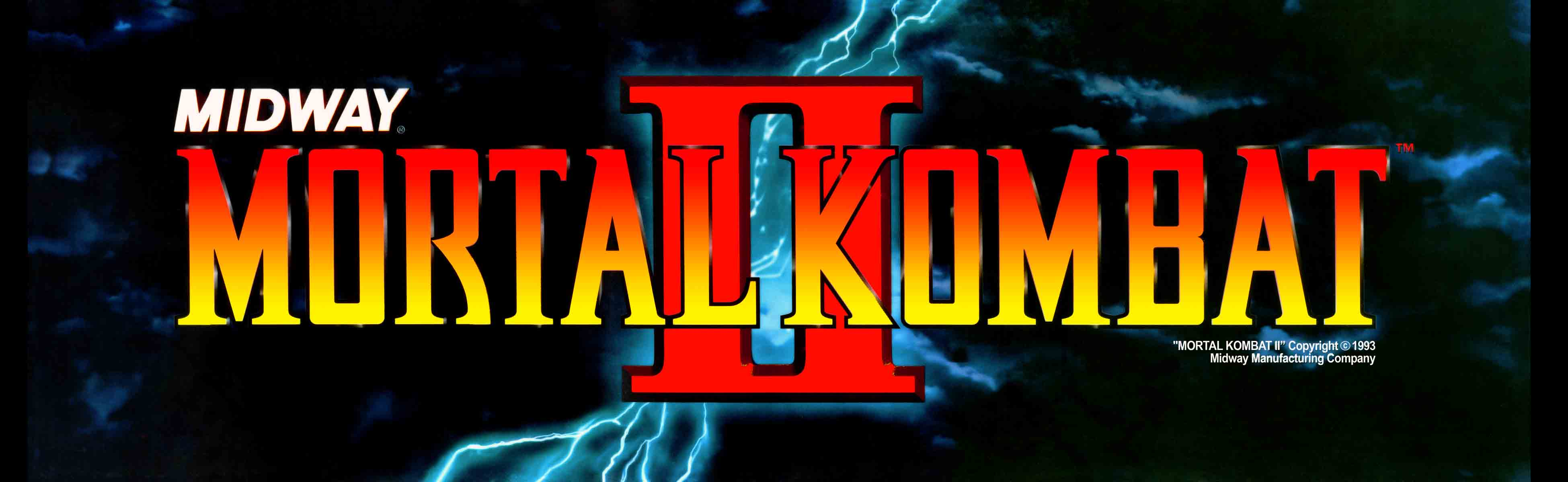 A World of Games: Mortal Kombat II