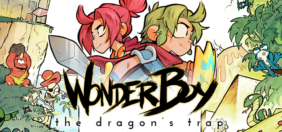 A Wonderful Remake of Wonder Boy